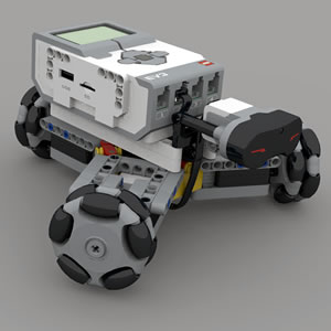 stu nicholls   Lego® MINDSTORMS® EV3 robots