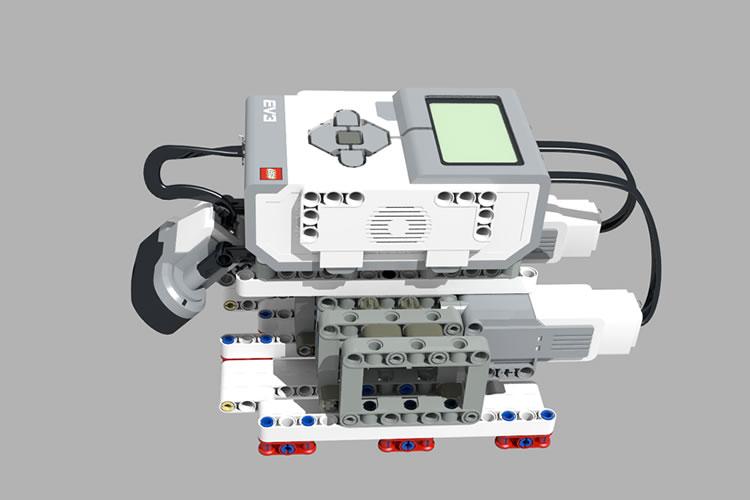 stu nicholls | Lego® MINDSTORMS® EV3 robots